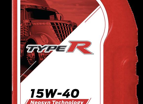 Lubricantes Motor Diesel Typer 15W40 API CI-4 En Cuarto Caja 24/4