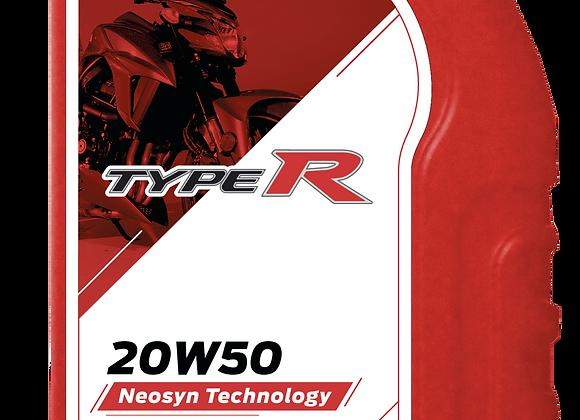 Lubricantes Para Moto Typer 4T API MA En Cuarto Caja 24/4