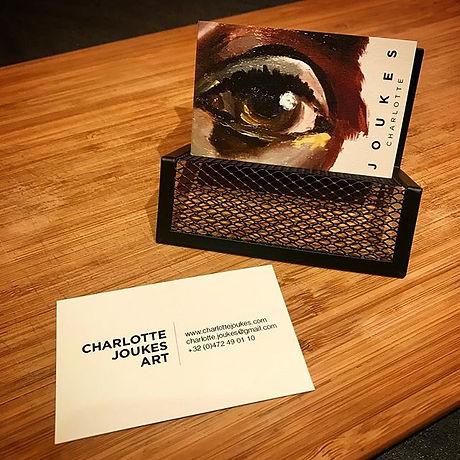 Kaartjes zijn gearriveerd! 😀 #charlotte