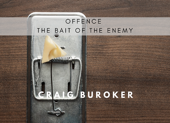 Offence: The Bait of the Enemy