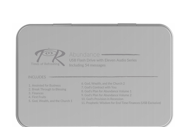 The TOR Abundance Superstick - USB