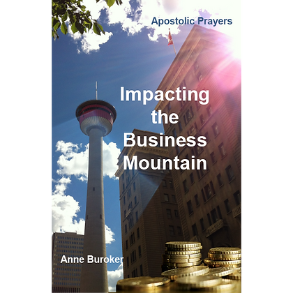 Apostolic Prayers: Impacting the Business Mountain - Book