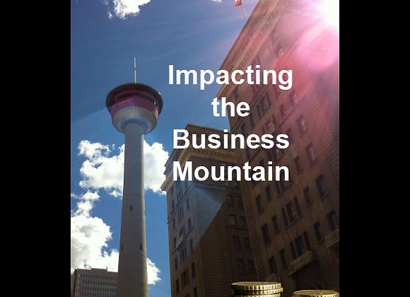 Apostolic Prayers: Impacting the Business Mountain - Book