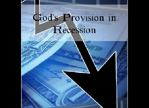 God's Provision in Recession