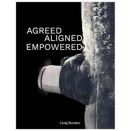 Agreed, Aligned, Empowered