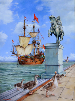 Dutch trade