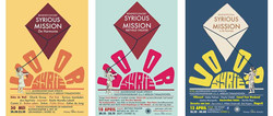 Concert poster Syrious Mission