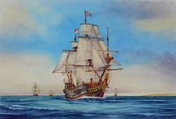 VOC schip Prins Willem