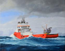 Supply vessel  Standard Provider