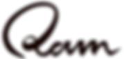 Logo ontwerp RAM illustratie