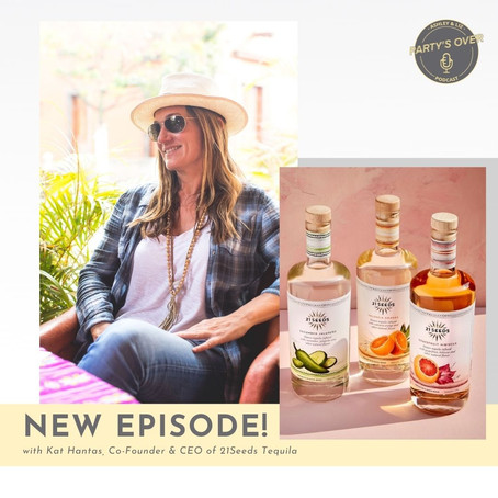 Girls Call The Shots with CEO & Co-Founder of 21 Seeds Tequila