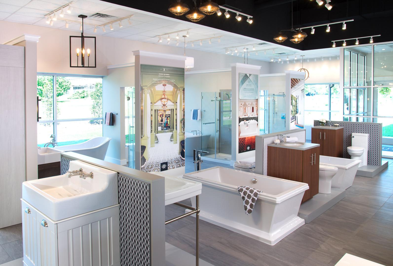 Frank Webb Home Showroom