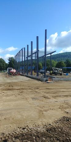 FW Webb Lebanon Steel