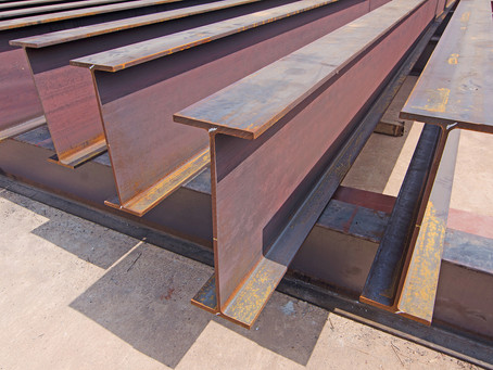 Steel: A great building material, unless of course, it's not