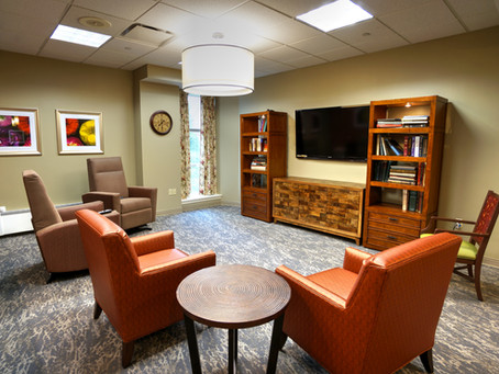 Green Leaf Completes Renovations for Christopher House of Worcester