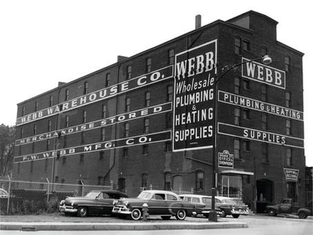 Green Leaf Construction Begins Renovations for F.W. Webb in Salem