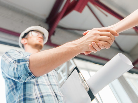 5 Reasons you should TRUST your CONTRACTOR.
