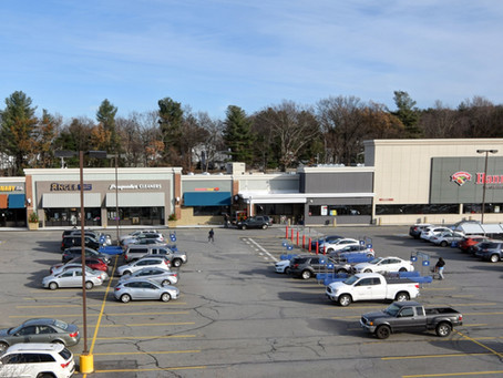 Watch the Timelapse Video of the Twin City Plaza Renovation