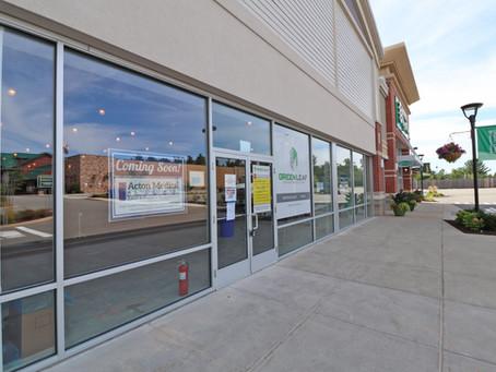 Green Leaf Construction Begins Medical Office Fitup for Acton Medical Associates
