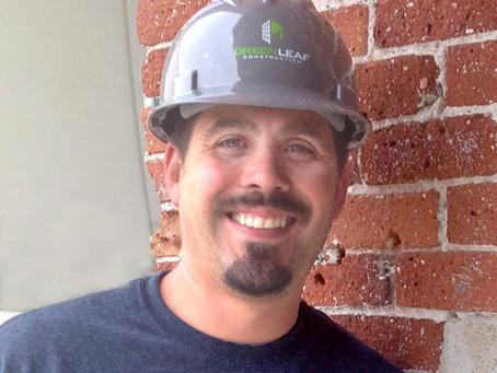 Green Leaf Construction Hires Michael Vogel as General Superintendent