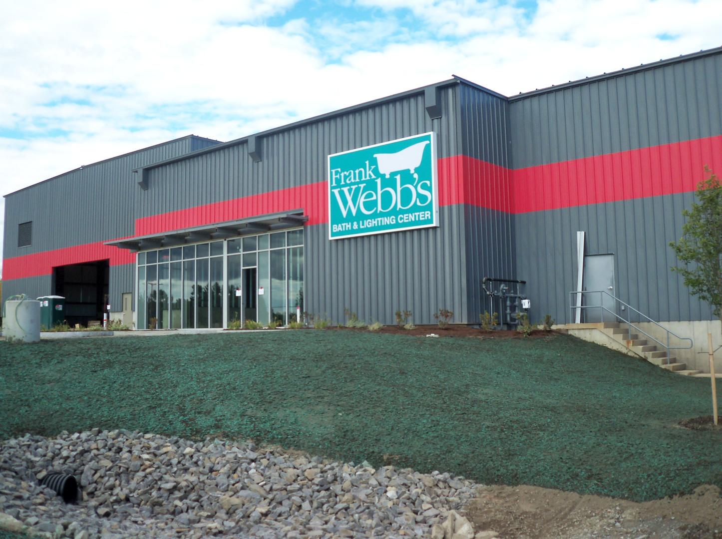 Frank Webb Home Storefront