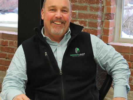 Green Leaf Hires Dan Spinney as Director of Operations