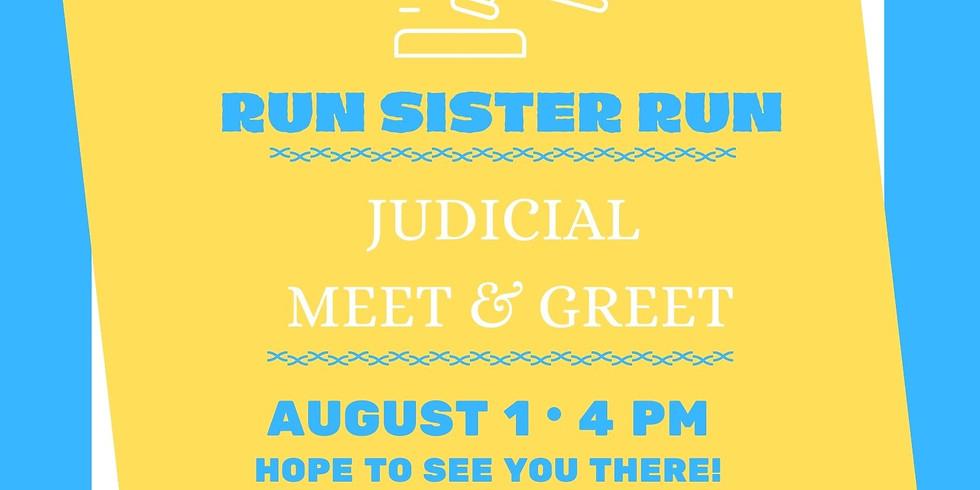 Judicial Meet & Greet