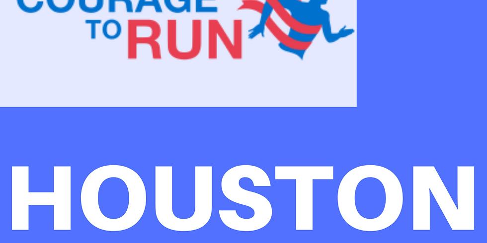 Courage to Run 5k Run/Walk  Houston-  Host  Women of Run Sister Run  (1)