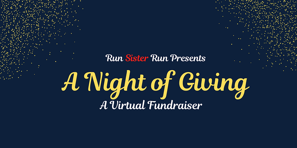 A NIGHT OF GIVING