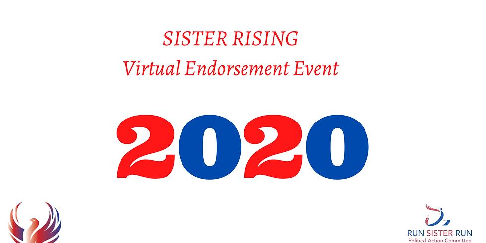 SISTERS RISING -Endorsement Event