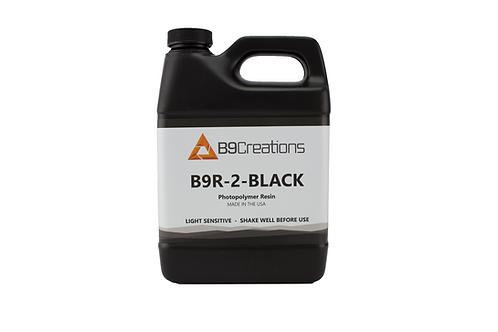 B9R-2-Black Resin