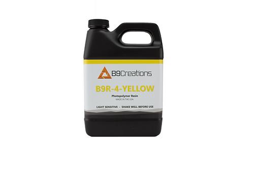 B9R-4-Yellow Resin