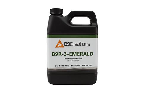 B9R-3-Emerald Resin