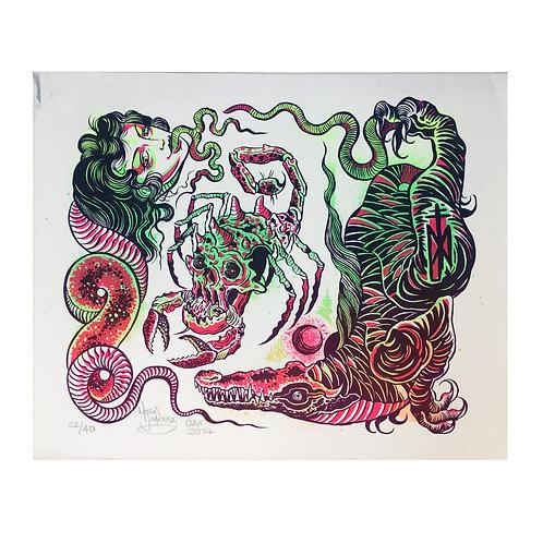 Creatures - Moisés Jiménez