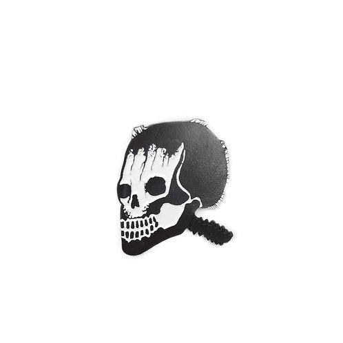 Pin Skull by Dr. Lakra