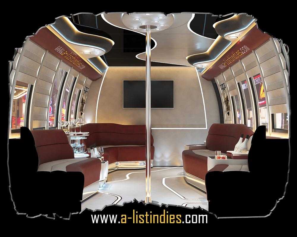 A-List Indies Bus Image