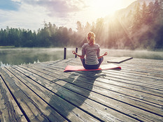Stress Relief During Midterms: Meditation