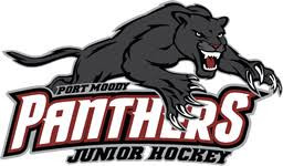 Port Moody Panthers Logo Image