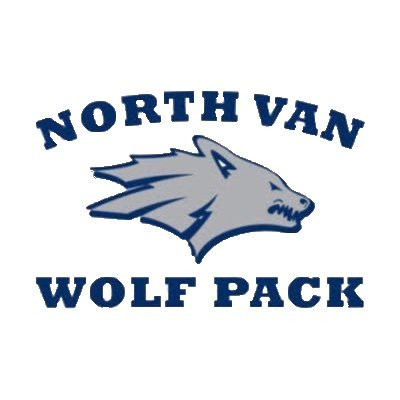 North Vancouver Wolf Pack Logo Image