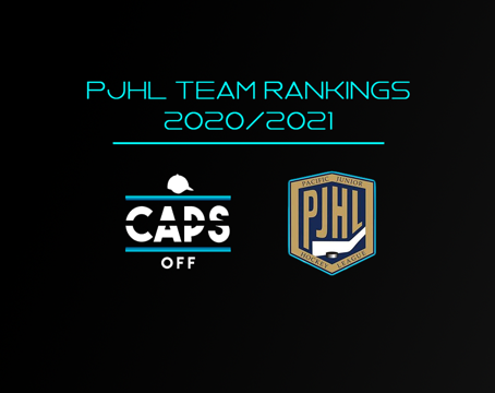 PJHL Team Rankings 2020/2021 Season | Pacific Junior Hockey League Review