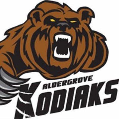 Aldergrove Kodiaks Logo Image