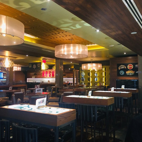 Restaurant Reviews #3 – Rogue Kitchen & Wetbar | A Classic Restaurant with an All-Day Happy Hour