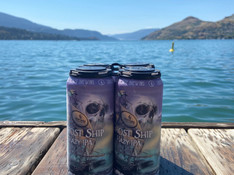 Beer Review #1 - Lighthouse Brewing Ghost Ship Hazy IPA - Gateway Beer into IPA's