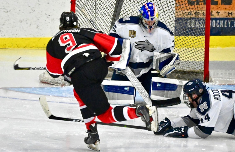 PJHL hockey image