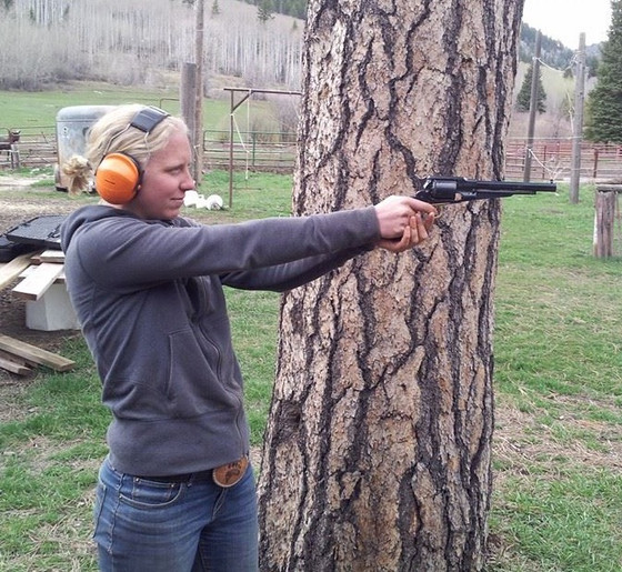A Quick Aside on Guns