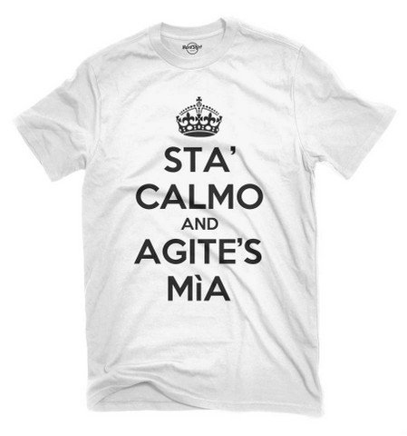T-Shirt StaCalmo