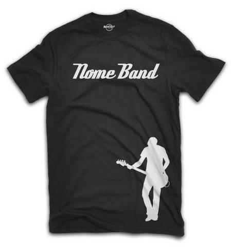 T-shirt Bassist Personalizzata
