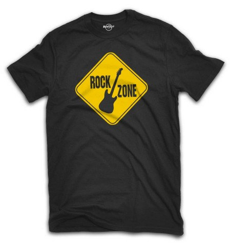 T-shirt Rock Zone