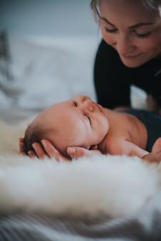 naturlig nyfødt