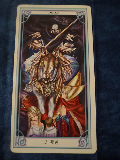 Oversouls of the Tarot: Death